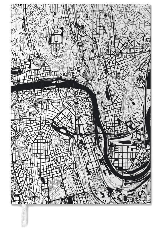 Schwarz & Weiß, Prague Black & White -Terminplaner