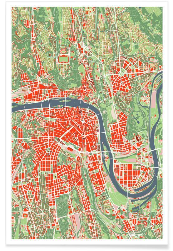 , Prague Classic -Poster