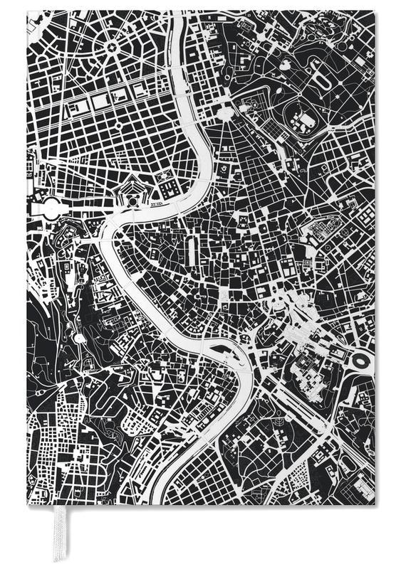 Rom, Schwarz & Weiß, Rome Black & White -Terminplaner