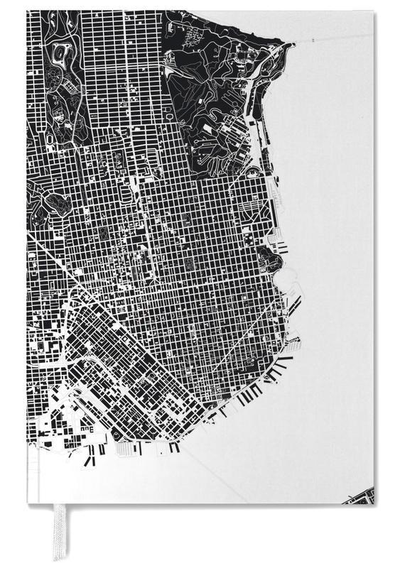 San Francisco, Schwarz & Weiß, San Francisco Black & White -Terminplaner