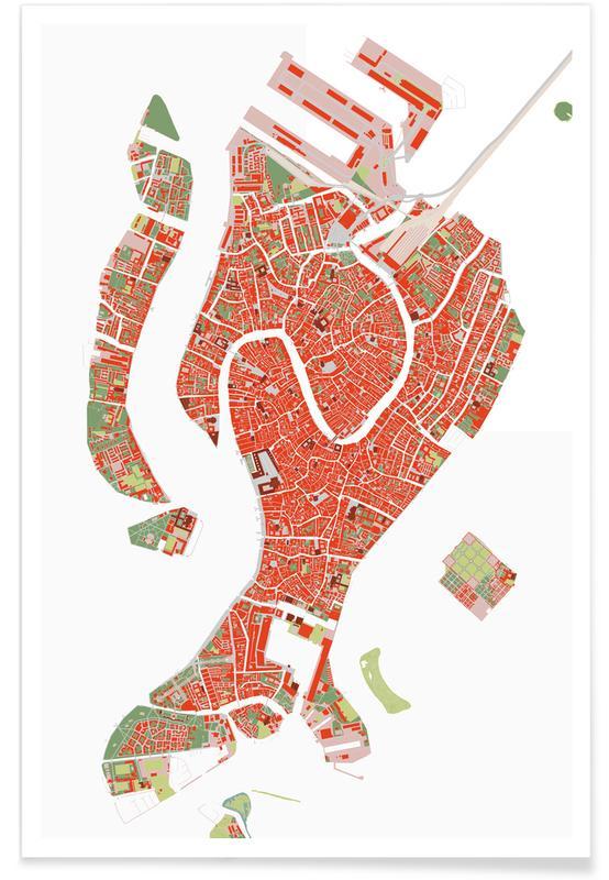 Venice, Venice Classic Poster