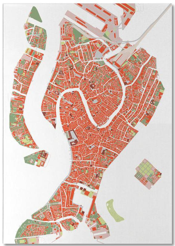 Venetië, Venice Classic notitieblok
