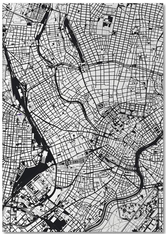 Vienne, Noir & blanc, Vienna Black & White bloc-notes