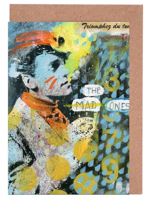 Street Art, Mad ones cartes de vœux