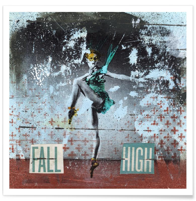 Fall High -Poster
