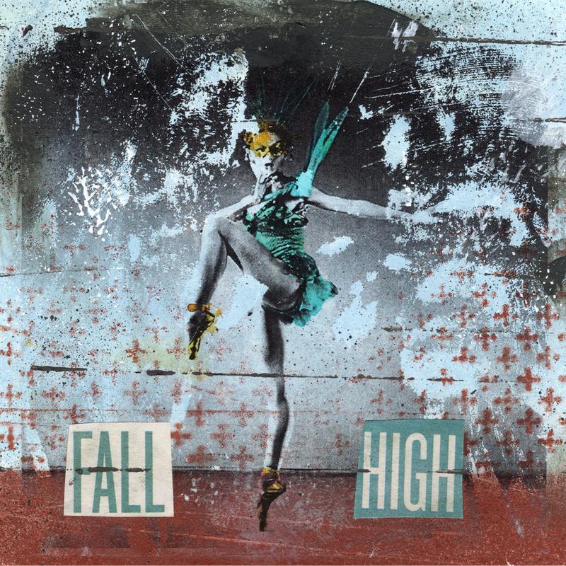 Fall High -Alubild