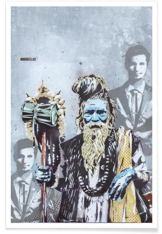 Sadhu -Poster