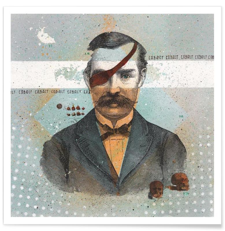 Colbalt poster