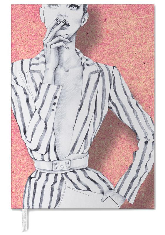 Mode-illustratie, Gentlewoman agenda