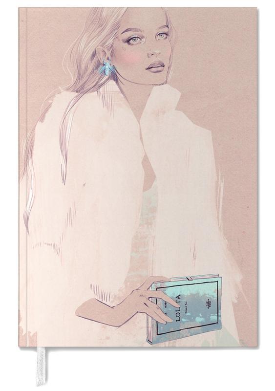 Illustrations de mode, Lolita agenda