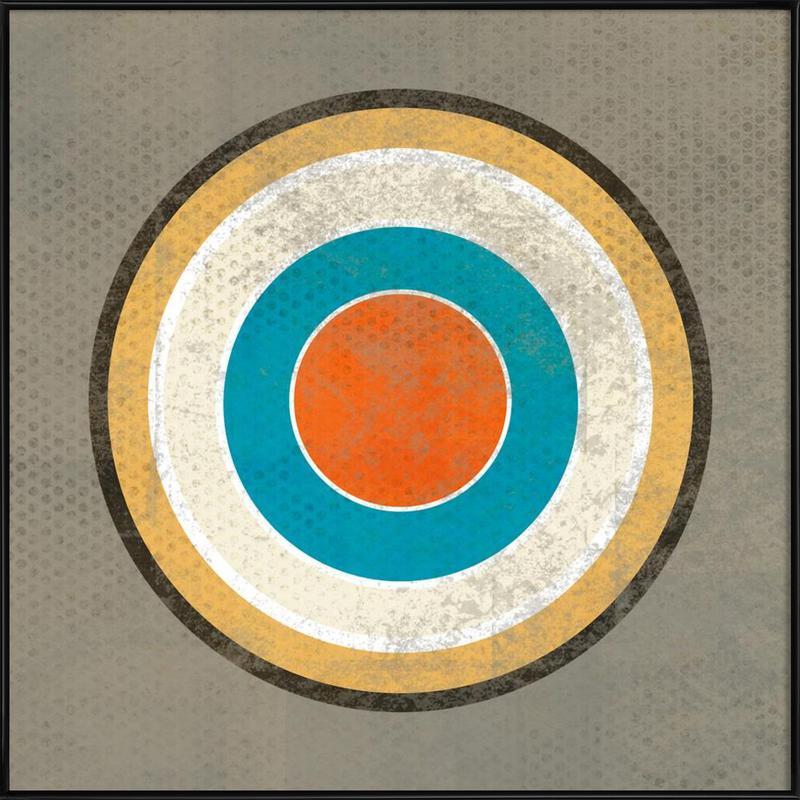 The Dot Framed Poster