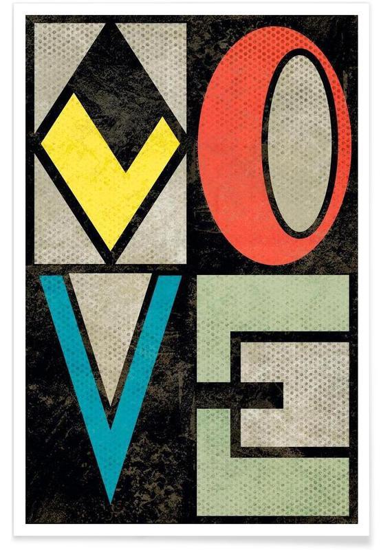 , LOVE II affiche