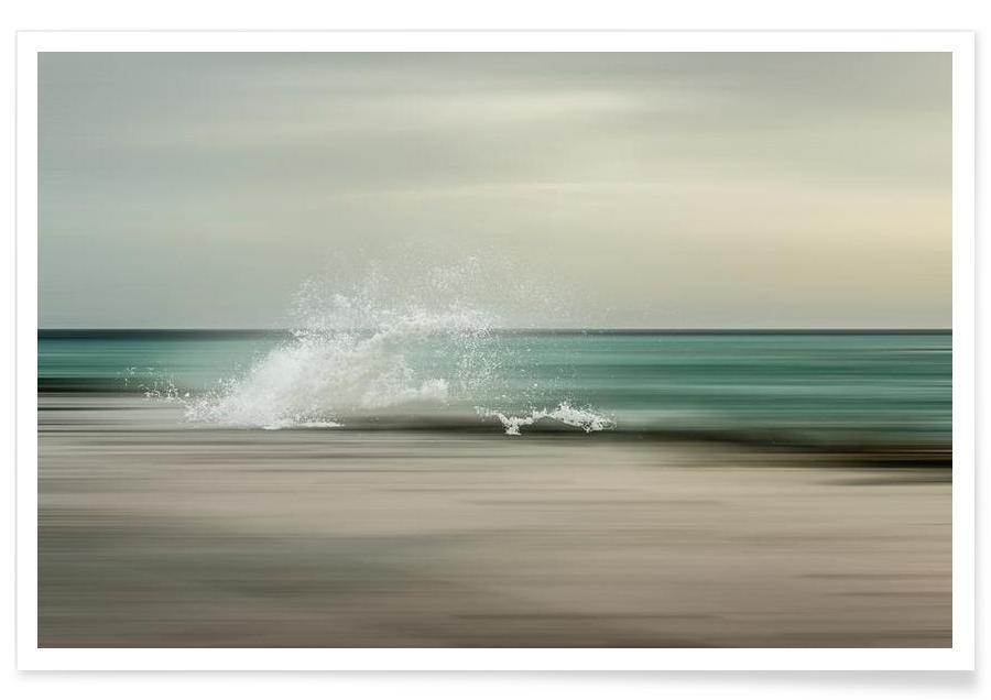 Oceanen, zeeën en meren, Splash poster