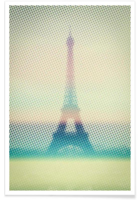 Paris, Eiffeltower -Poster