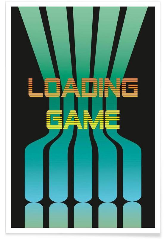 Loadinggame -Poster