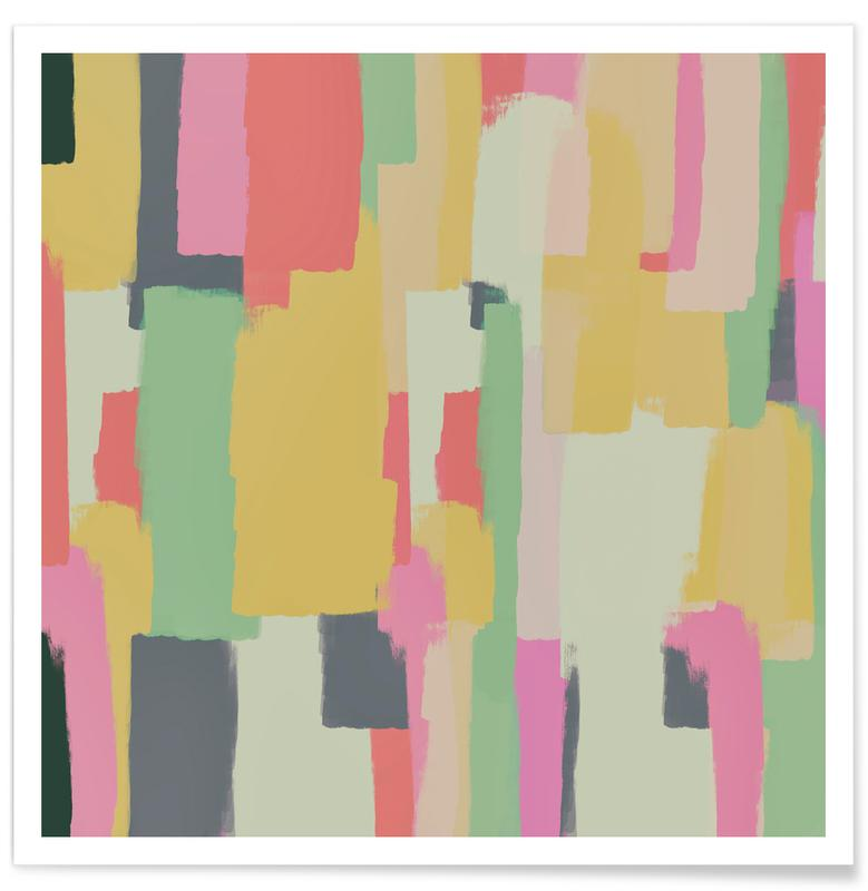 Abstract Painting No.1 Poster