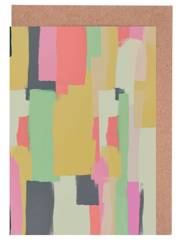 , Abstract Painting No.1 -Grußkarten-Set