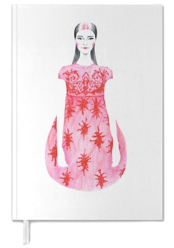 Illustrations de mode, Anna agenda