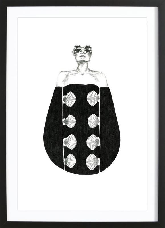 B3 Framed Print
