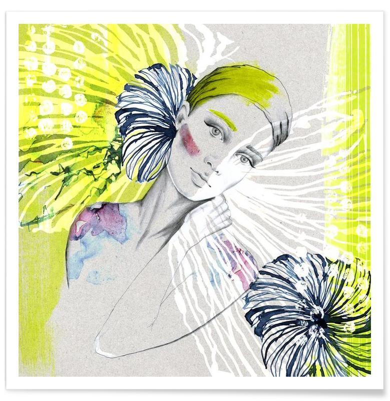 Entangled garden -Poster
