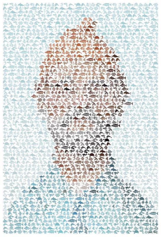 The Aquatic Steve Zissou acrylglas print