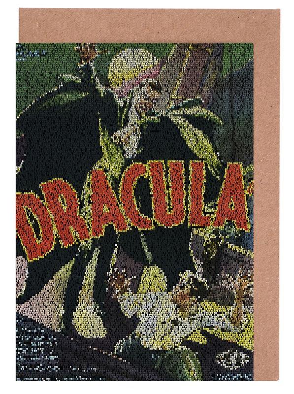 Films, Dracula cartes de vœux