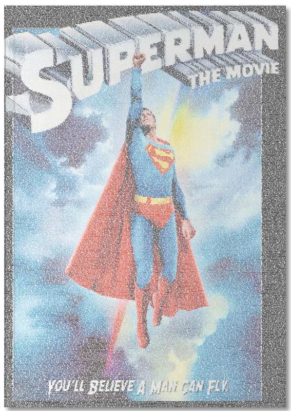 Films, Superman, Superman 1978 Notebook
