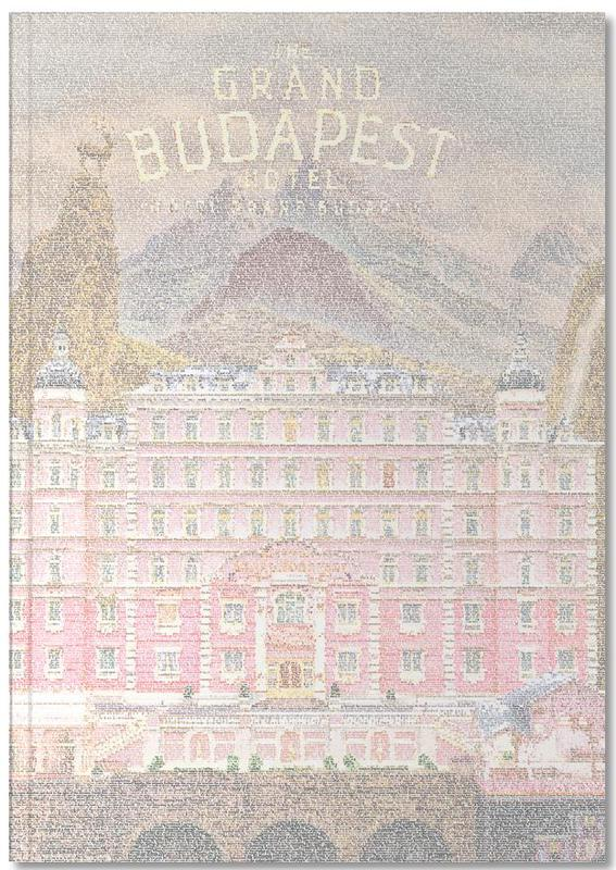 Films, Grand Budapest Hotel Notebook