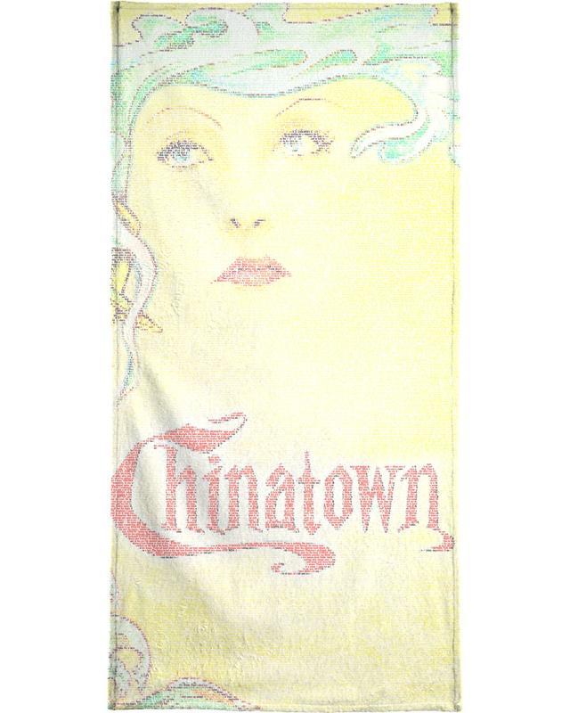 Chinatown -Handtuch