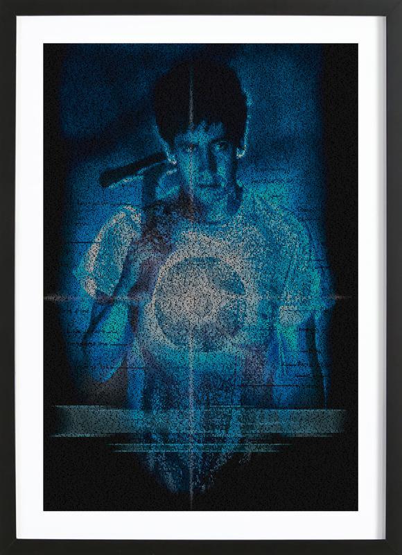 Donnie Darko Framed Print