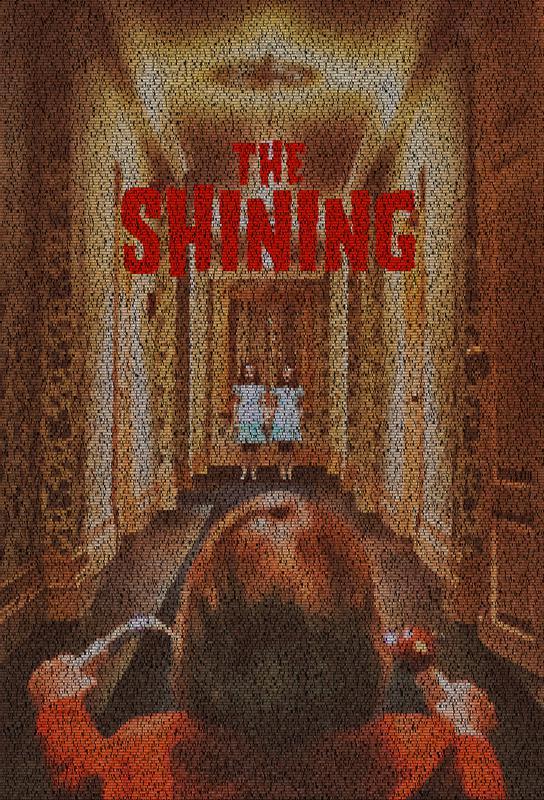 The Shining -Acrylglasbild