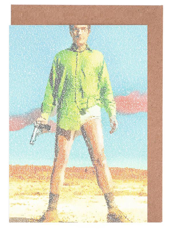 Séries TV, Walter cartes de vœux