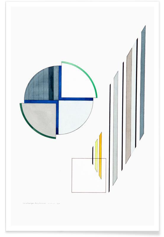, Im strengen Rhythmus (1992) Poster