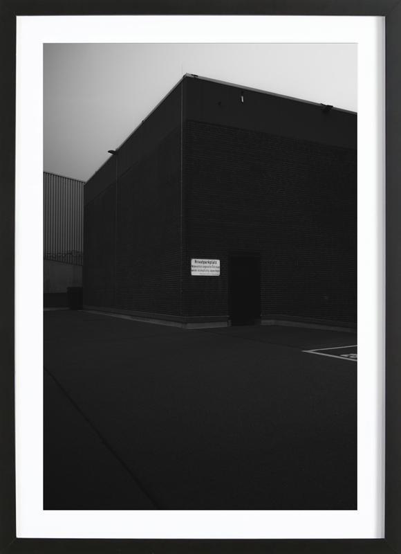 Banksstraße 009 Framed Print