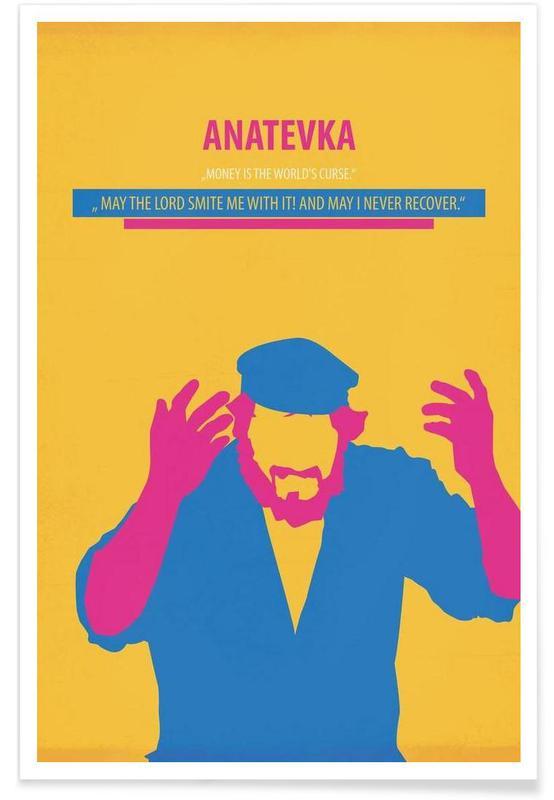 Films, Anatevka II affiche