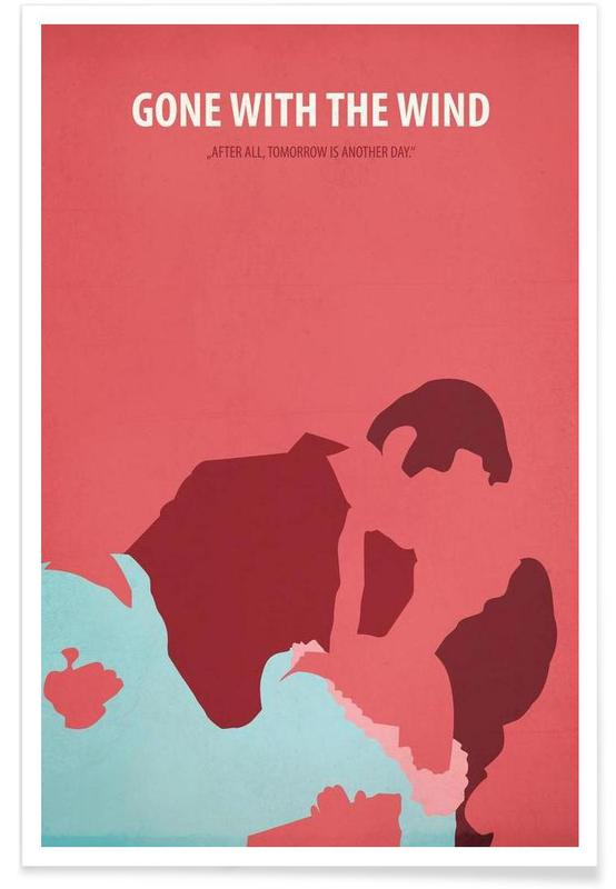 Films, Gone with the Wind affiche