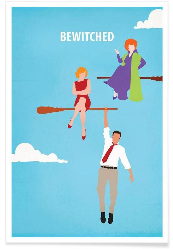 Bewitched affiche