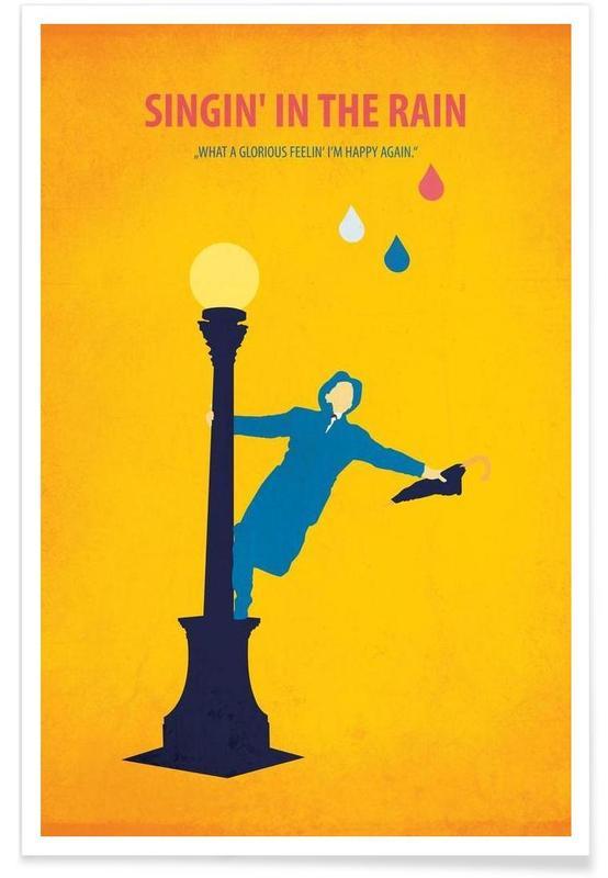 Films, Singin' in the Rain affiche