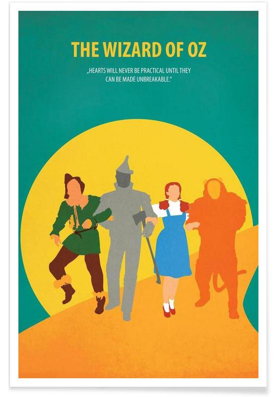 Films, The Wizard of Oz affiche