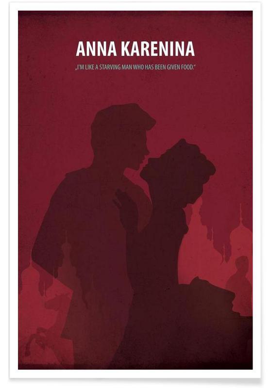 Films, Anna Karenina affiche