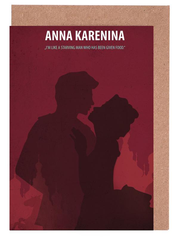 Films, Anna Karenina cartes de vœux
