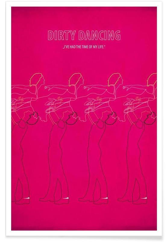 Filme, Dirty Dancing -Poster