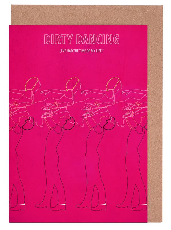 Films, Dirty Dancing wenskaartenset