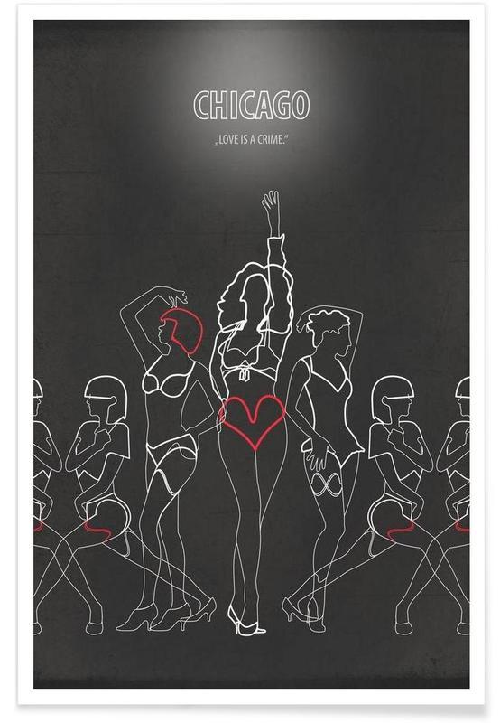 Filme, Chicago -Poster