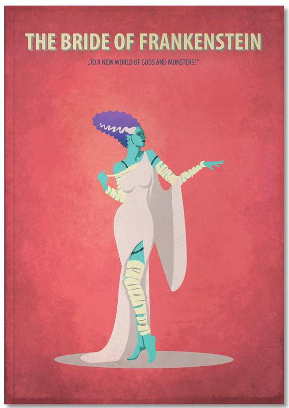 Films, The Bride of Frankenstein Notebook