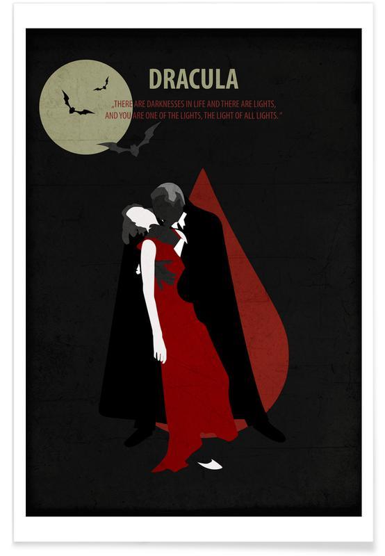 Movies, Dracula Poster