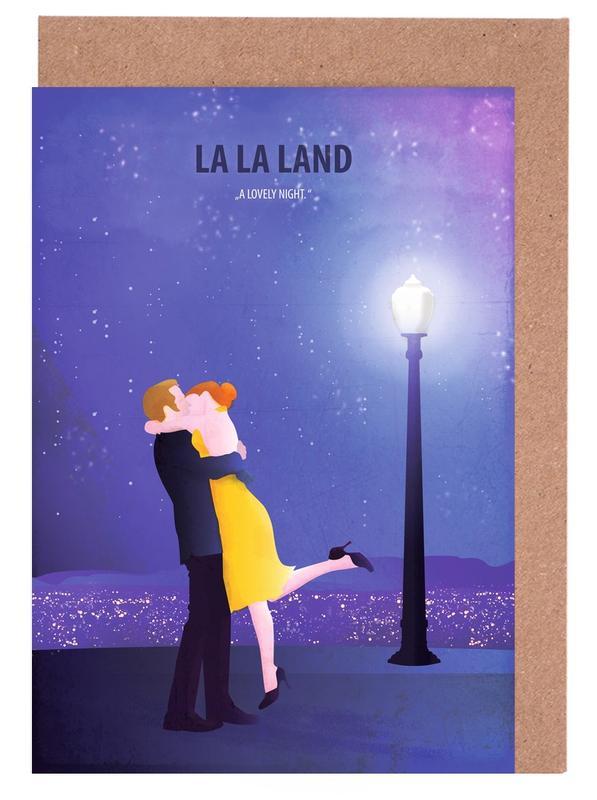 Films, Lalaland 1 wenskaartenset