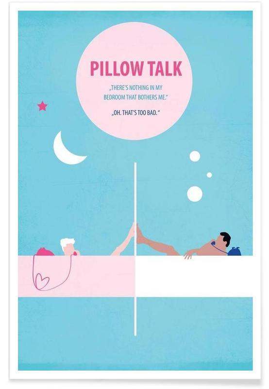 Pillow Talk -Poster