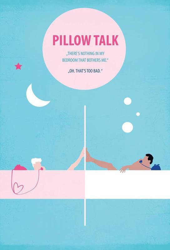 Pillow Talk -Alubild