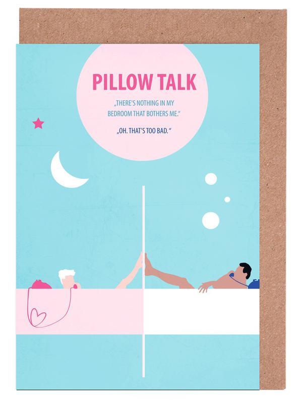 Films, Pillow Talk wenskaartenset
